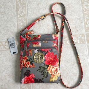 Bags - Floral Crossbody Bag